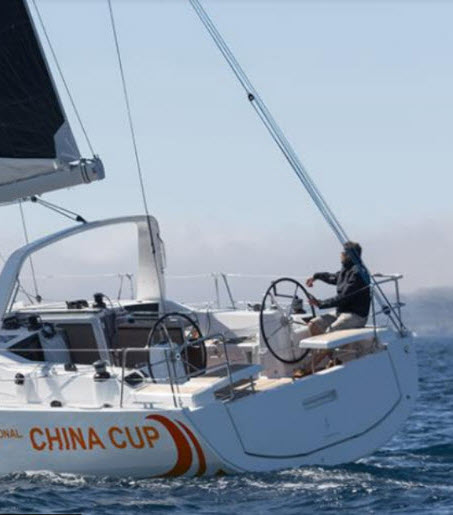 Beneteau and China Cup celebrate 11 year partnership ...