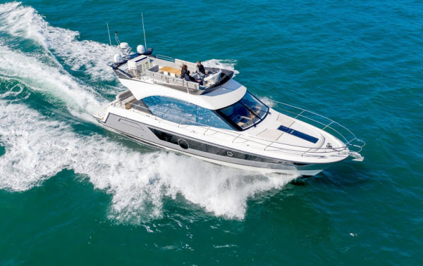 BRINGING YOUR MOTOR YACHT HOME