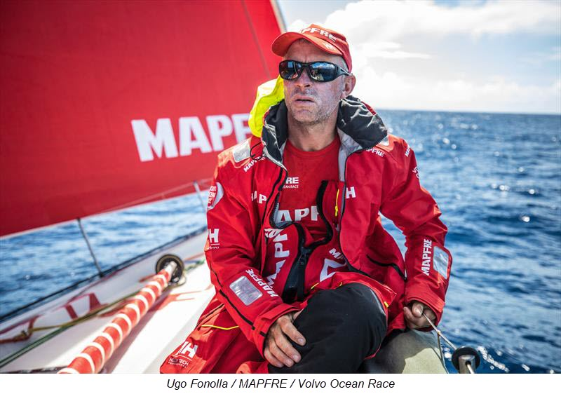 A champion sailor - Robert Greenhalgh and his Espresso 40, 'Akira'