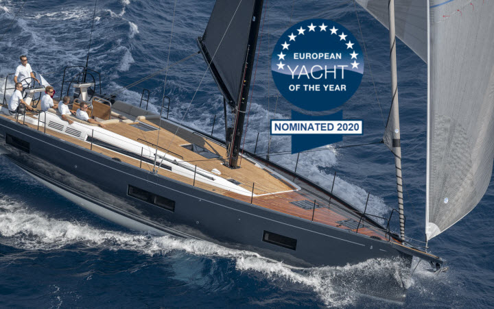 First Yacht 53 - Nominated for the European Yacht of the Year 2020