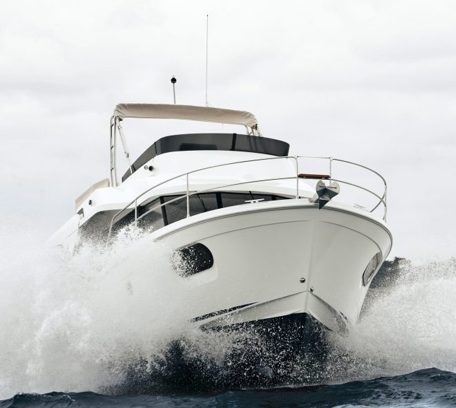 New Swift Trawler 35 Put to the Test in France
