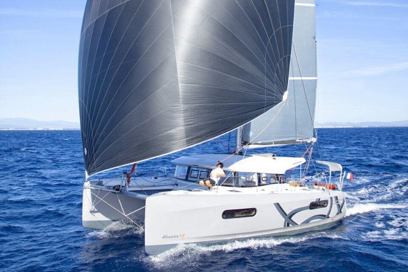 Hello New Excess Catamaran