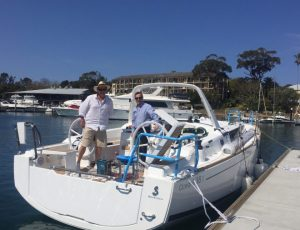 Oceanis 38.1 – A perfect compromise