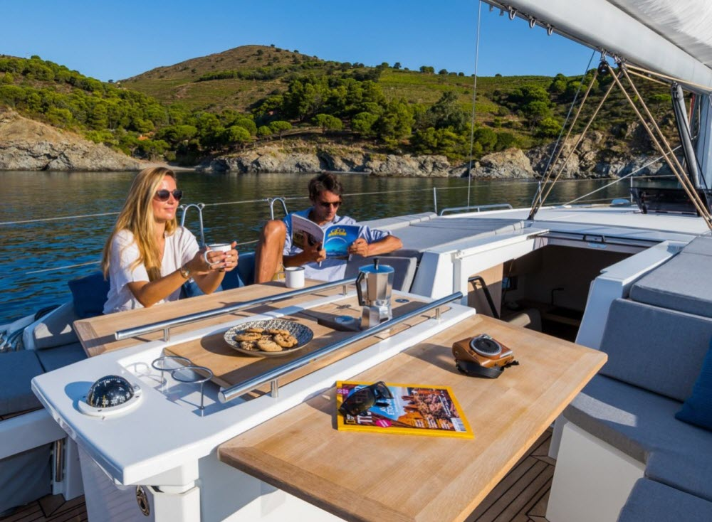 Invest your boat with Flagstaff Marine