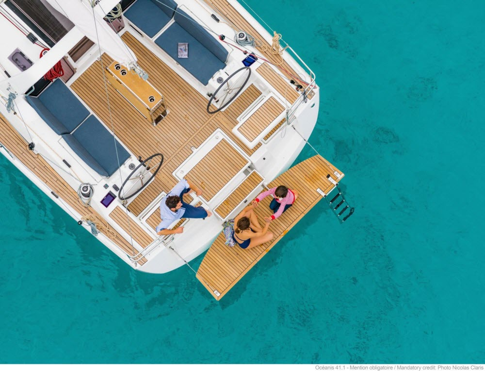 What is a charter boat?