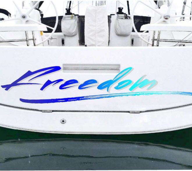 Sailing to Freedom – Beneteau Oceanis 41.1P