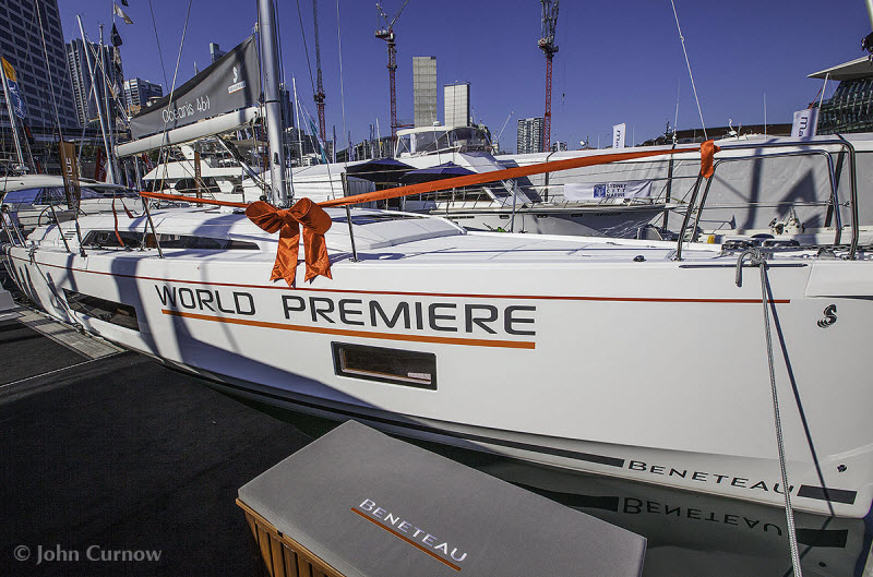 WORLD PREMIERE NEW OCEANIS 46.1