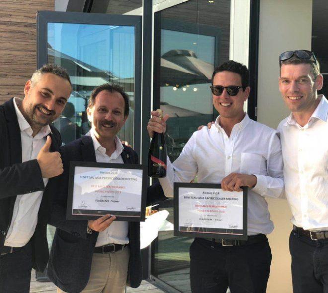 Flagstaff Marine wins two top awards