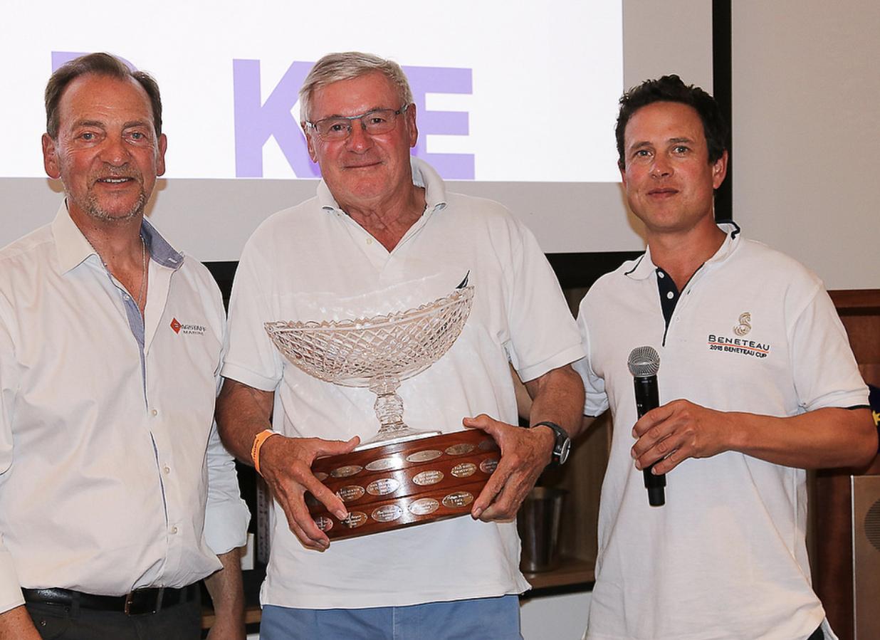 Beneteau Cup Perpetual Trophy