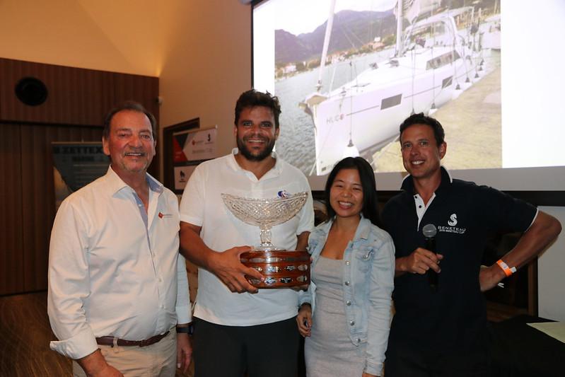 BENETEAU CUP WINNERS