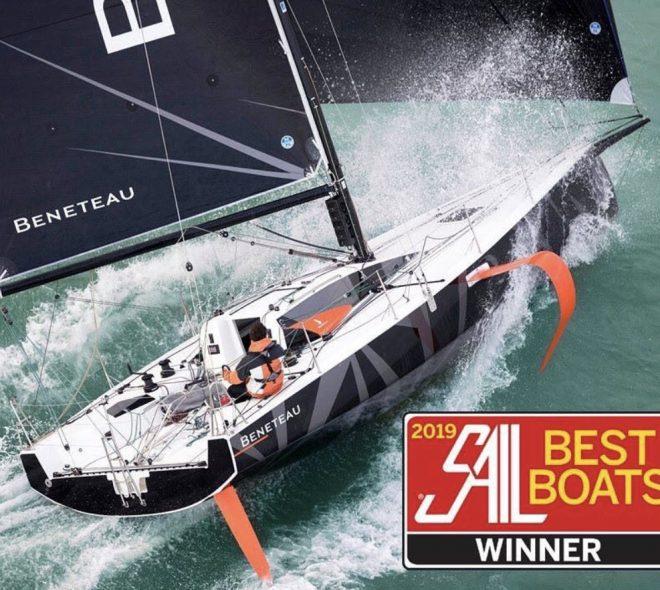 Beneteau wins string of international awards
