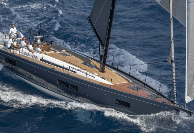 First Yacht 53 – Nominated for the European Yacht of the Year 2020
