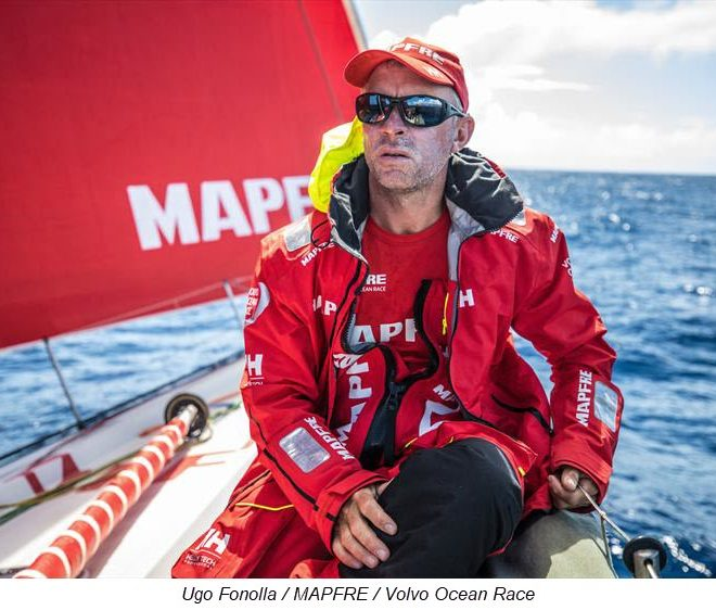 A champion sailor – Robert Greenhalgh and his Espresso 40, 'Akira'