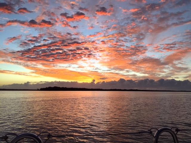Daylight Sailing