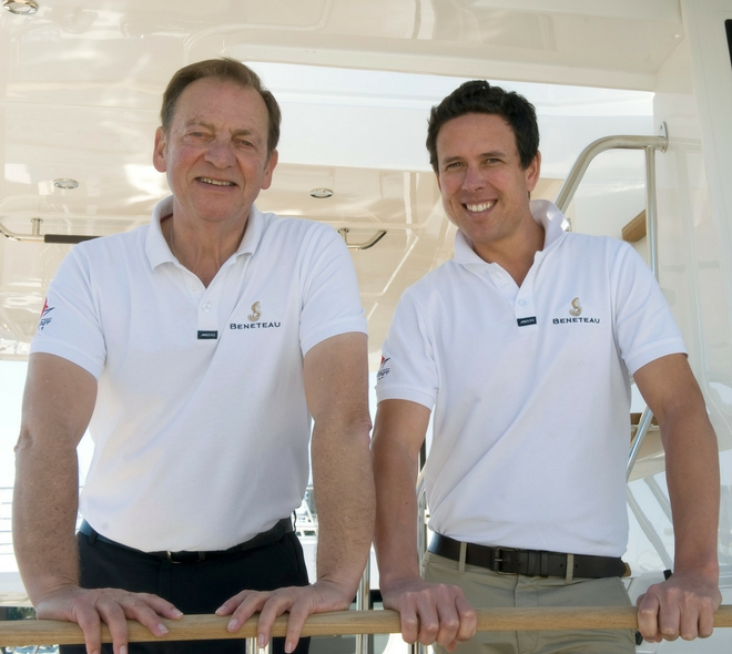 Beneteau difference