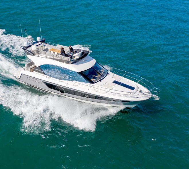 Meet the NEW Beneteau Monte Carlo 52