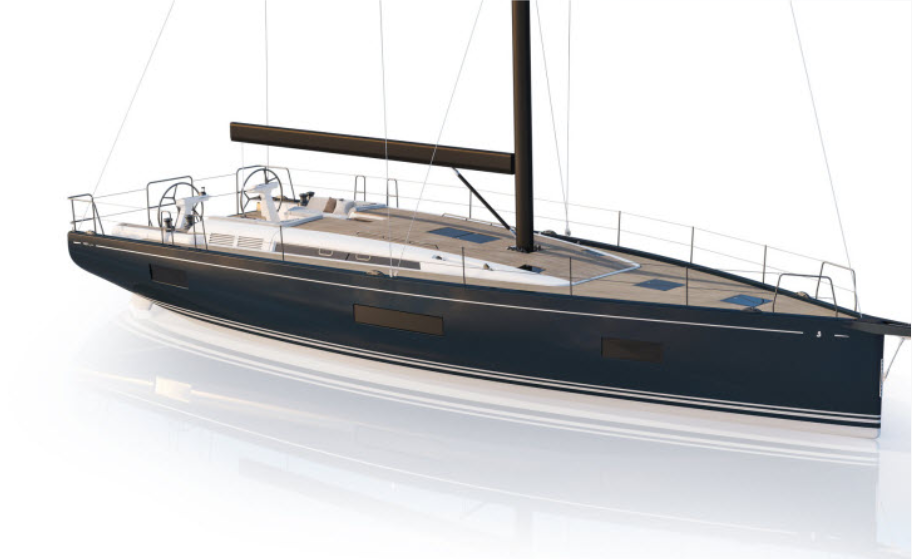 NEW First Yacht 53