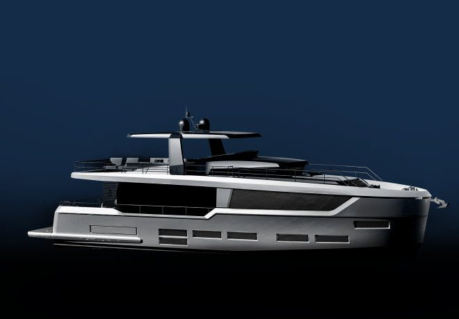 ANNOUNCING BENETEAU'S NEXT GENERATION LUXURY CRUISERS, 'PROJECT E'