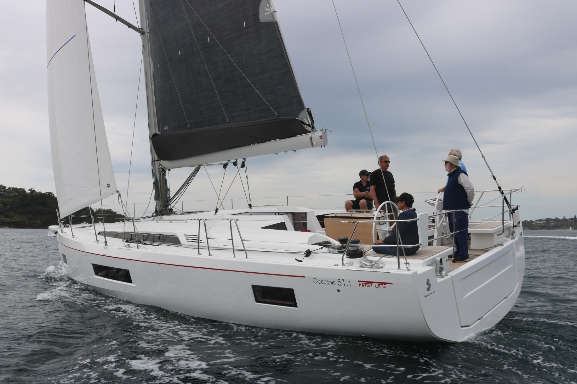 NEW Oceanis 51.1 - First Line