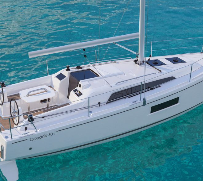 NEW Oceanis 30.1 to be unveiled at Boot Düsseldorf 2019