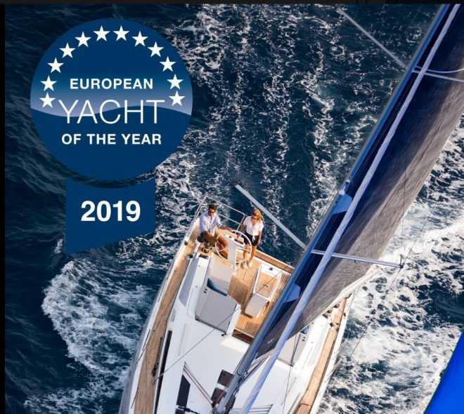 Beneteau Oceanis 46.1 – Wins at 2019 European Yacht of the Year Awards