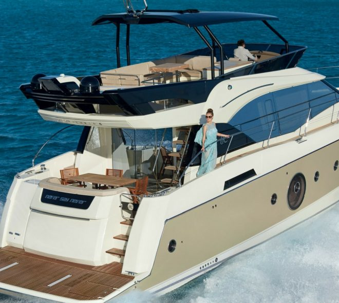 Flagstaff Marine Exclusive Importers of Monte Carlo Luxury Motor Yachts