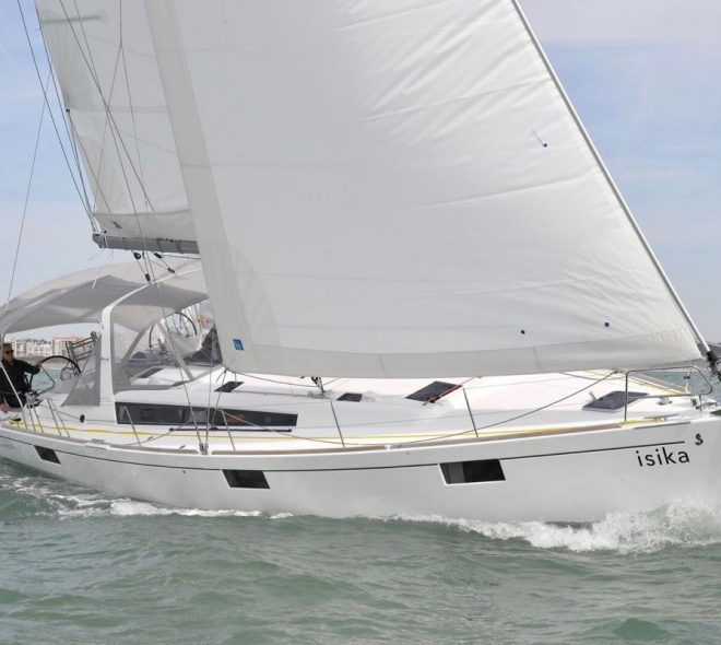 Semi-retired and Sailing round the World on a Beneteau