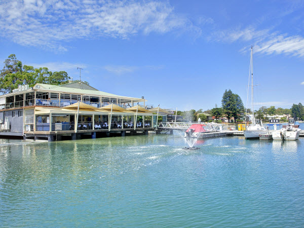 Flagstaff Marine expands to Soldiers Point Marina
