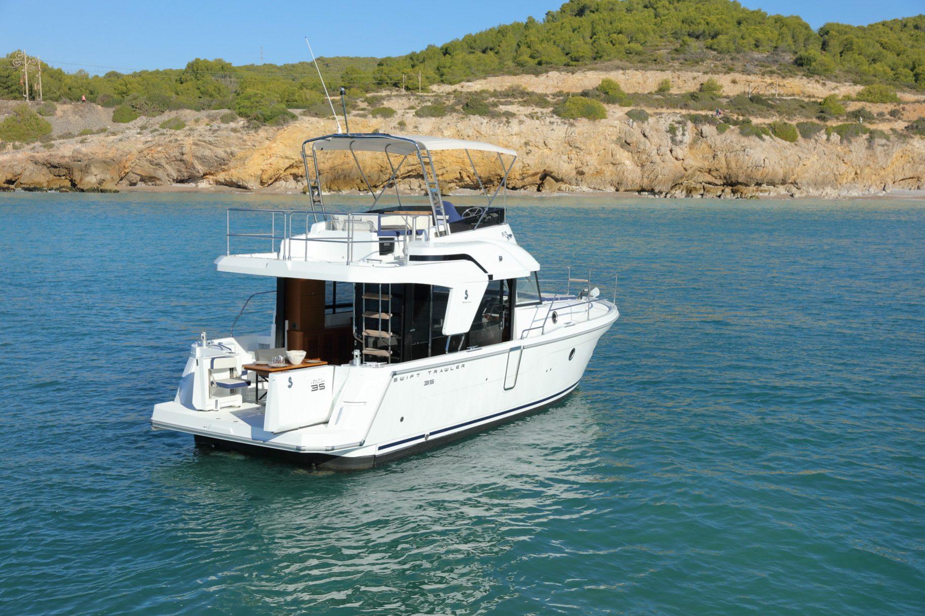 New Swift Trawler 35