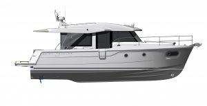 Flagstaff - Swift Trawler 41 Layout 1