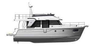 Flagstaff- Swift Trawler 41 Layout 2