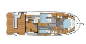 Flagstaff - Swift Trawler 41 Layout 4