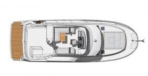 Flagstaff - Swift Trawler 41 Layout 5