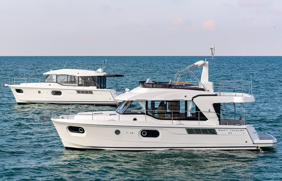 NEW SWIFT TRAWLER 41 - ONE TIME VIP OFFER