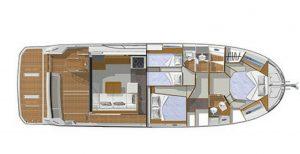 Flagstaff - Swift Trawler 47 Layout 2
