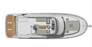 Flagstaff - Swift Trawler 47 Layout 4