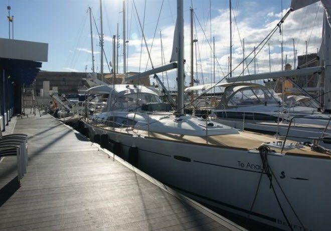 Tales of Tunisia [The Burnett's first big sailing adventure] Beneteau Oceanis 50