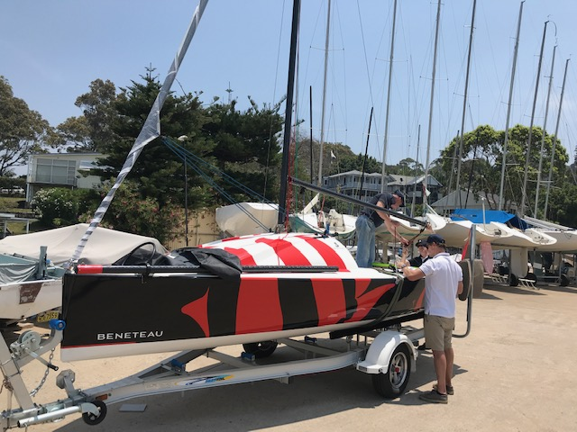 Flagstaff Marine announces the arrival of the Beneteau First 18