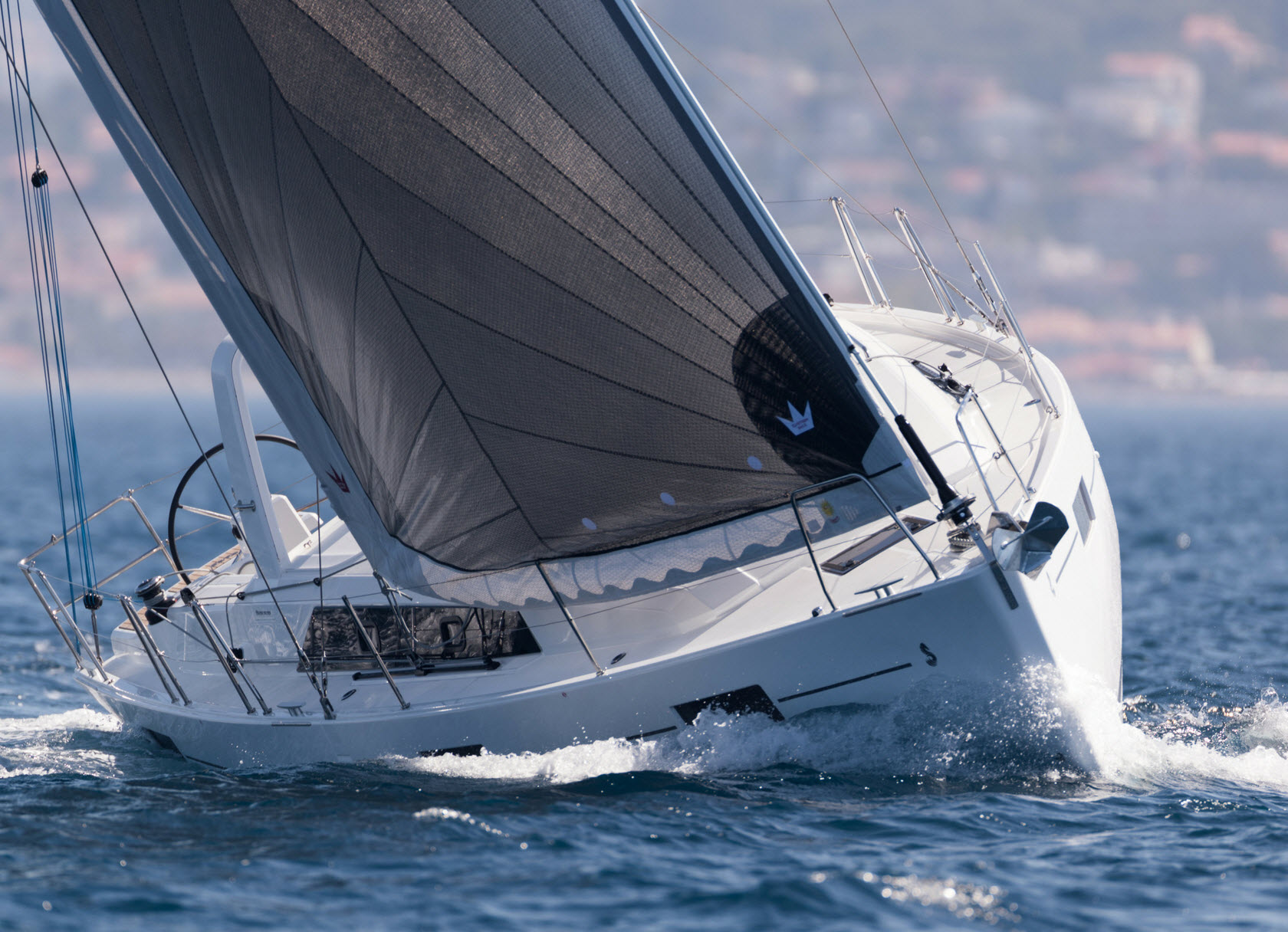 Why the Oceanis 41.1P