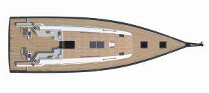Flagstaff - Yacht 53 Layout 2