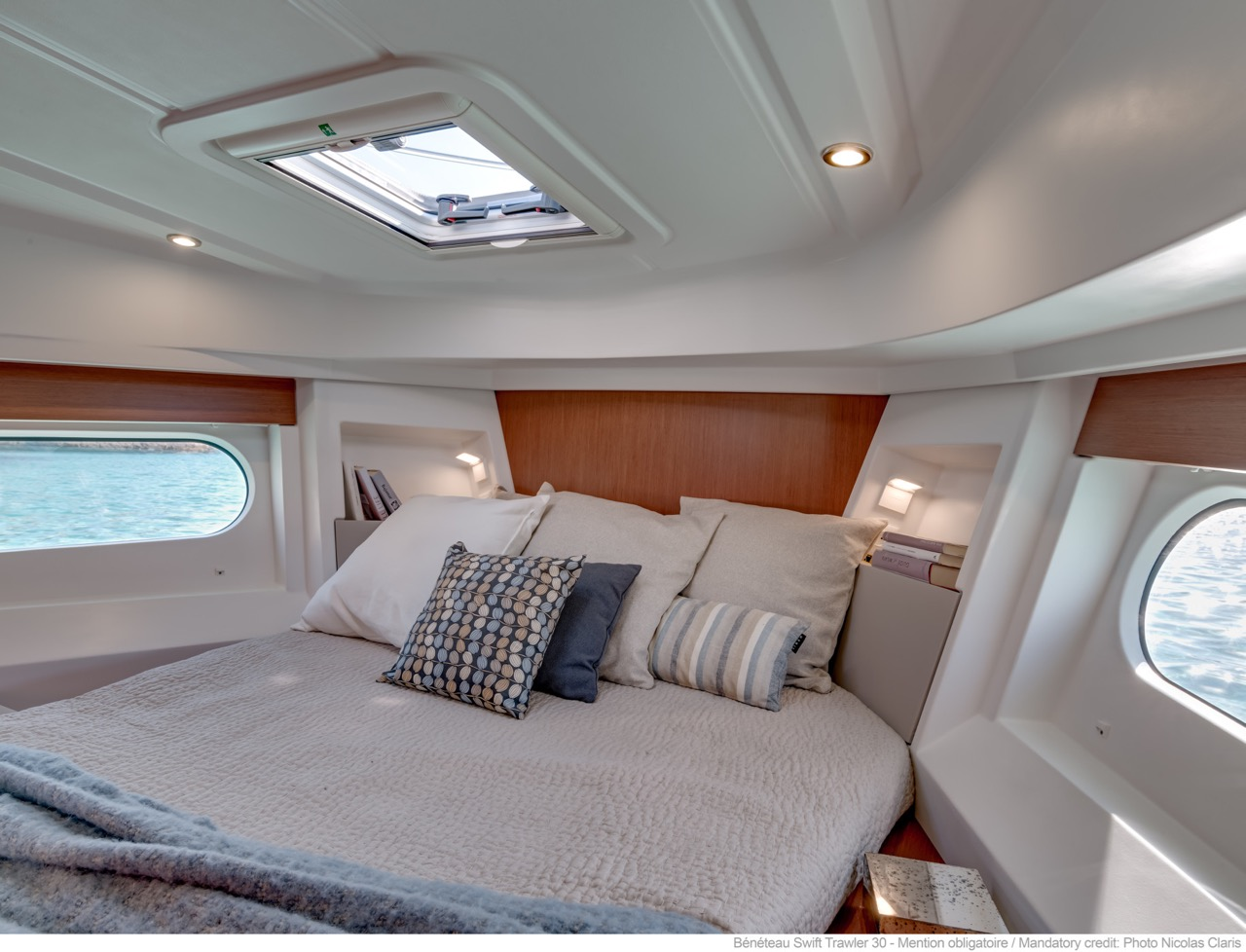 Owners' Stateroom