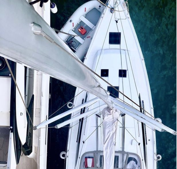 Sailing Hugo – Emir and Xin's Journey Begins