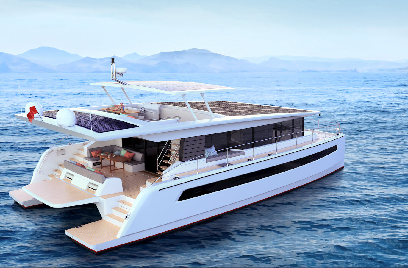 The story behind Silent Yachts