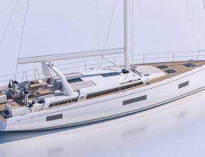 New Beneteau Oceanis Yacht 54