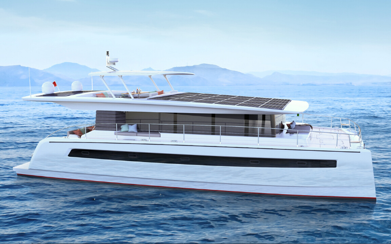 The future of luxury yachting
