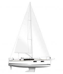 Flagstaff - Oceanis 35.1 Layout 4