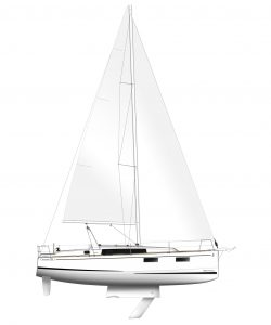 Flagstaff - Oceanis 35.1 Layout 5