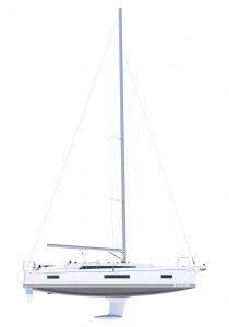 Flagstaff - Oceanis 40.1 Layout 3