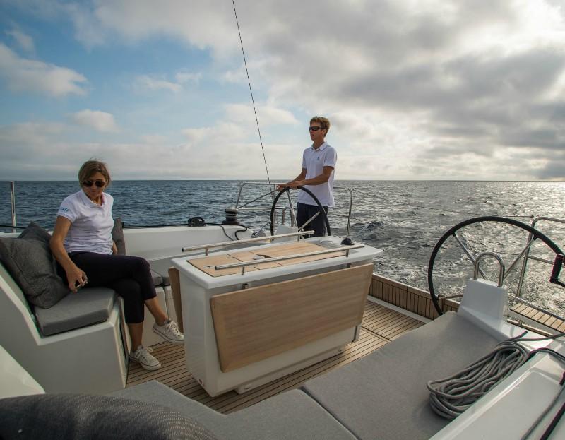 Life at anchor