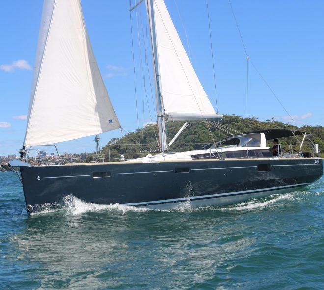 Beneteau Sense 50 'Exodus' Just Sold by Flagstaff Marine